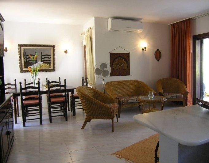 2 slaapkamer villa met aparte studio ref b1150 ferrando moraira - Slaapkamer klein gebied ...
